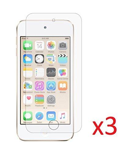 Foto de [2-Pack] iPod Touch 6 Protector de Pantalla,SPARIN® Cristal Templado Protector de Pantalla para iPod Touch 5/6,Vidrio Templado con [Alta Dureza][Alta Transparencia] [Garantía de por vida]