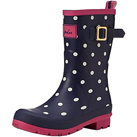 Joules Mollywelly - botas de goma mujer