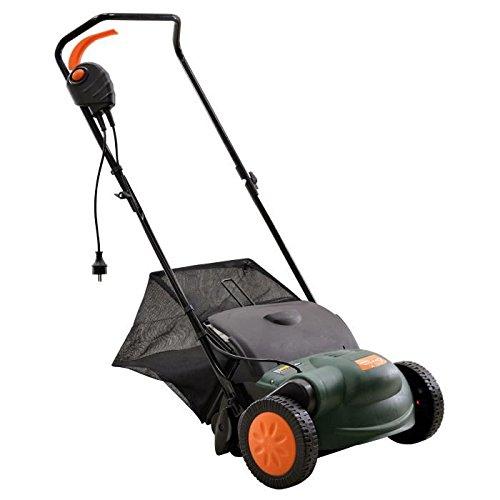 Elem Garden Technic SCEE12002B Scarificateur-emousseur 1200 W