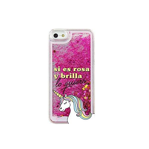 Tan Tan Fan TFCAR003 Vecina Rubia Rosa - Carcasa para Apple iPhone 5
