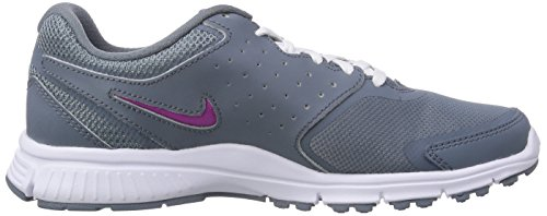 Nike Revolution Eu, Running Entrainement Femme Bleu (blue Graphite/fuchsia Flash-black-white)