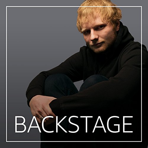 Backstage mit Ed Sheeran