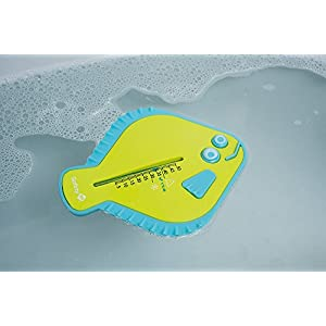 Safety 1st Flat Fish Bath Thermometer