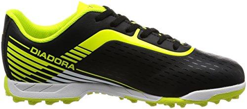 Diadora Herren 7fifty Tf Indoor-Fußball-Schuhe C0004 NERO
