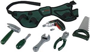 Theo Klein 8493 Bosch - Cinturón de herramientas Importado de Alemania