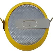 1x 1HF de CMOS batería/Battery BIOS BR/CR2032–1HF con soldadura 3V para PC V. Eunicell
