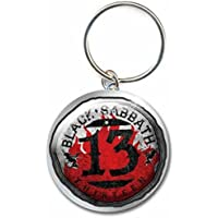 Black Sabbath 13Thirteen Merchandise portachiavi
