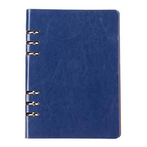 BINGHONG3 BingongongG3 DIY Stanzformen Display Sammlung Aufbewahrung Schablone Buch Cover ohne Innenseiten Fotoalbum Scrapbooking Dekoration blau