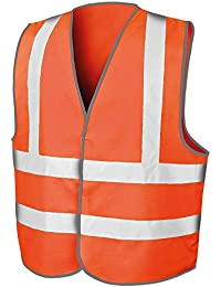Result Core Herren Safety Hi Vis Weste