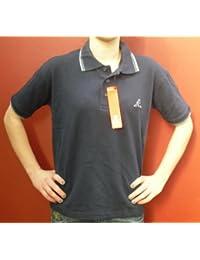 Damen Poloshirt Marine (Dunkelblau) der Marke Kappa in S - M oder M - L Polo Shirt