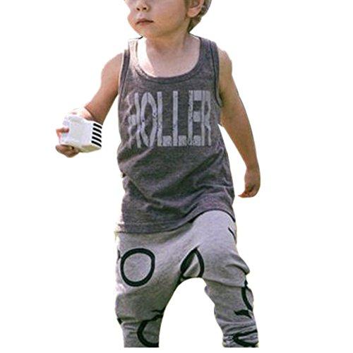 bekleidung-longra-1set-baby-kinder-kleinkind-jungen-schonen-armellos-brief-t-shirt-hose-hosen-sommer