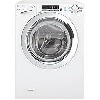 Candy GVS 1410DWC3-47 Autonome Charge avant 10kg 1400tr/min A+++ Blanc machine à laver - Machines à laver (Autonome, Charge avant, Blanc, Gauche, Chrome, Acier inoxydable)