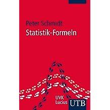 Statistik-Formeln