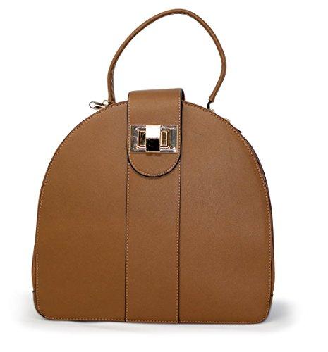 Bella Bags , Damen Tote-Tasche One Size, Braun - braun - Größe: One Size (Tote Bella Bag)