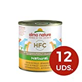 almo nature HFC Natural - Coscia di Pollo - Umido Cane 100% Naturale - 12x280 g lattina