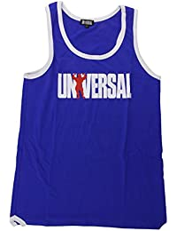 Universal nutrition signature series universal custom tank blue