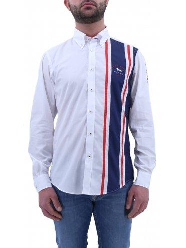 Harmont & blaine camicia cx0c33006912-523-rosso - xl