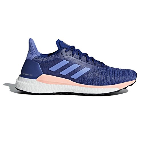Adidas - Adidas Solar Glide W Mujer Color Azul Talla: 40