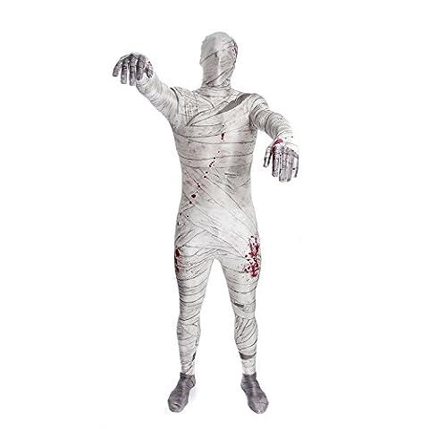 Morphsuits MPMUL - Kostüm Mumien, L (Jungs Halloween Kostüme Uk)