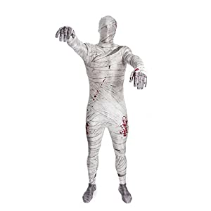 MorphsuitsTM MPMUL Mumie - Disfraz para Adultos, diseño de Momia