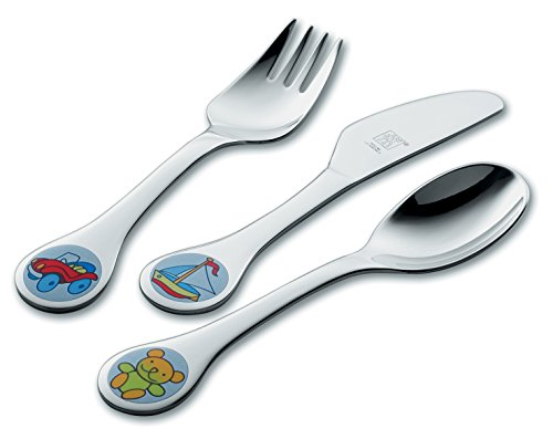 Zwilling J.A. Henckels AG 07013-210 Children's Cutlery Set Toys 3 Pieces