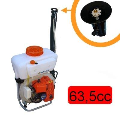 Atomizzatore a spalla/zaino 63,5cc 16lt. Deluxe - 3WF-16
