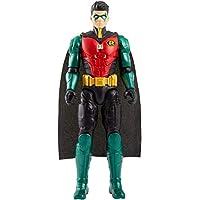 Justice League Figura Básica Robin, (Mattel FVM71)