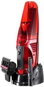 BEEM Germany Bi-Turbo Accustar V2,  Nass- und Trockensauger, Rot