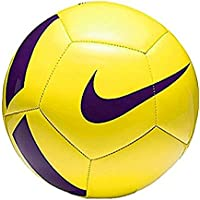 Nike Nk Ptch Team Balón, Unisex Adulto, Amarillo (Yellow / Violet), 3