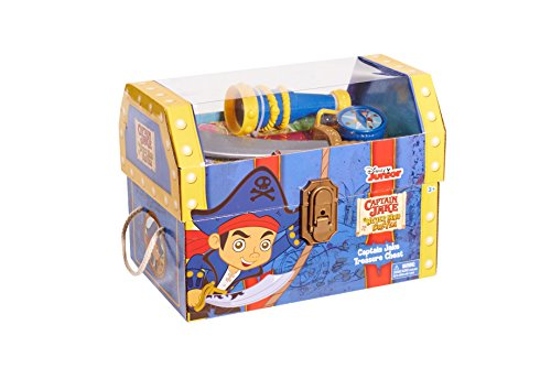 Disney Jake und die Nimmerland Piraten Zubehör Trunk assorment (Up Trunks Dress)