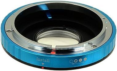 Fotodiox Canon FD FL Lens to Nikon Camera Lens Mount Adapter D7100 D7000 D5200 (IX-4T12-1F99)