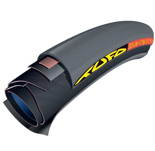 Tufo S3 Lite - Tubular, 215 g, 700 x 21 mm