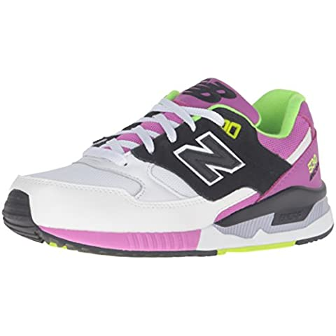 New Balance530 Lifestyle Leather/Suede/Mesh - Zapatillas de Running Mujer