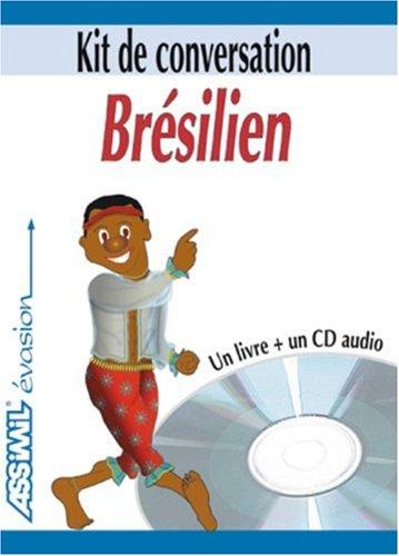 Brésilien ; Guide + CD Audio