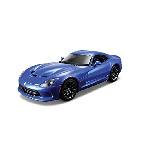 dodge-viper-gts-2013-a-124-scale-diecast-easy-to-assemble-kit-kids-play-toy-car