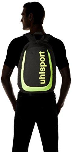 uhlsport Rucksack Taschen schwarz/fluo gelb