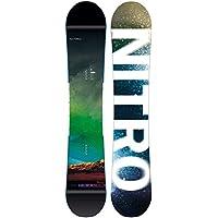 Nitro Snowboards All Mountain–Tarjeta, Azul, 155
