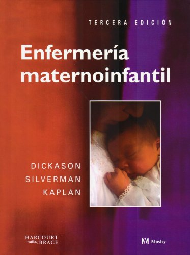 Enfermeria materno-infantil por Elizabeth J. Dickason