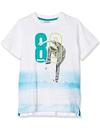 Bench Jungen T-Shirt Cool Skater Graphic Tee