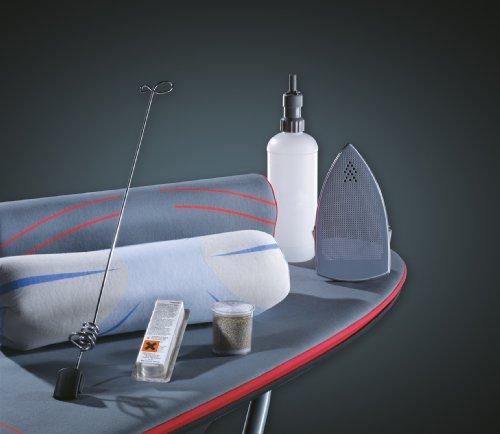Leifheit 76085 AirActive L - Protector para Tabla de Planchar, Talla L, Color Gris