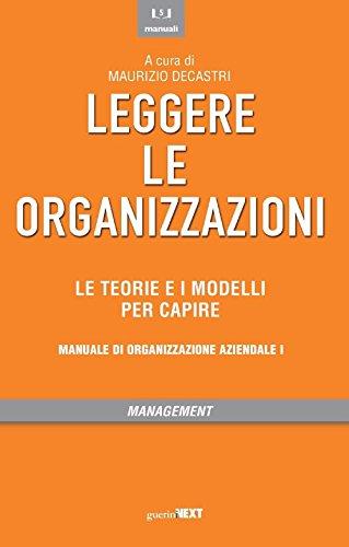 Leggere le organizzazioni