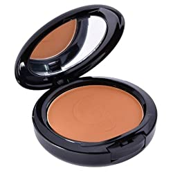 GlamGals Face Stylist Compact,Cinnamon,12g