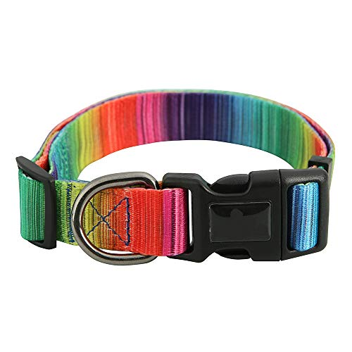 Tangminyidi Hundehalsband Polyester Traktion Seil Hals Ring Haustier Kragen l f -