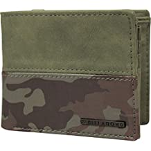 Billabong - Cartera Fifty Hombre color: Camo talla: Talla única
