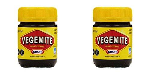 Kraft Vegemite 220 g 2er-Pack - Super Save - Sparen Sie Geld. -