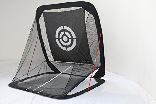 8'x7'x7' Golf net | golf hitting net |golf driving net|golf training net for indoor&outdoor |portable golf driving netting with target