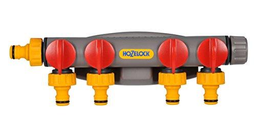 Hozelock 4-Wege-Hahnanschluss -