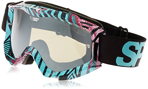 SPY OPTIC Mountainbike & Motocross KLUTCH Infinite teal Downhill Goggle MX Brille