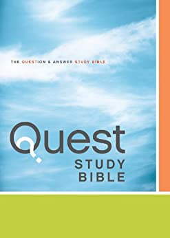 NIV, Quest Study Bible, eBook: The Question and Answer Bible di [Zondervan]