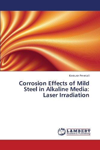 Corrosion Effects of Mild Steel in Alkaline Media: Laser Irradiation Alkaline-laser